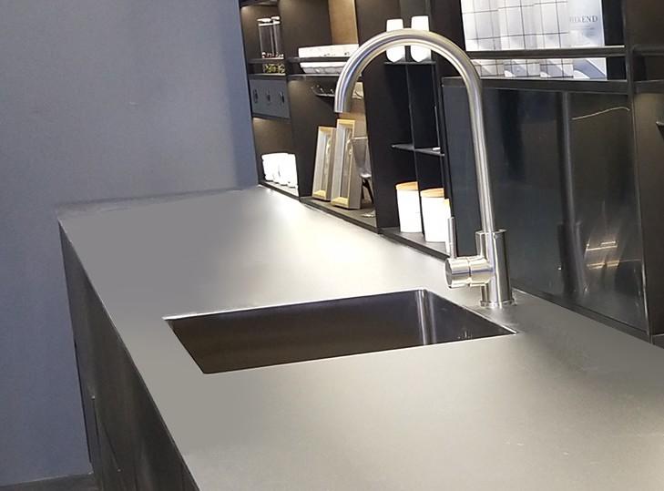 不锈钢整体厨房厂家