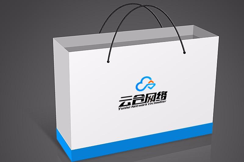 云合网络VI广告设计