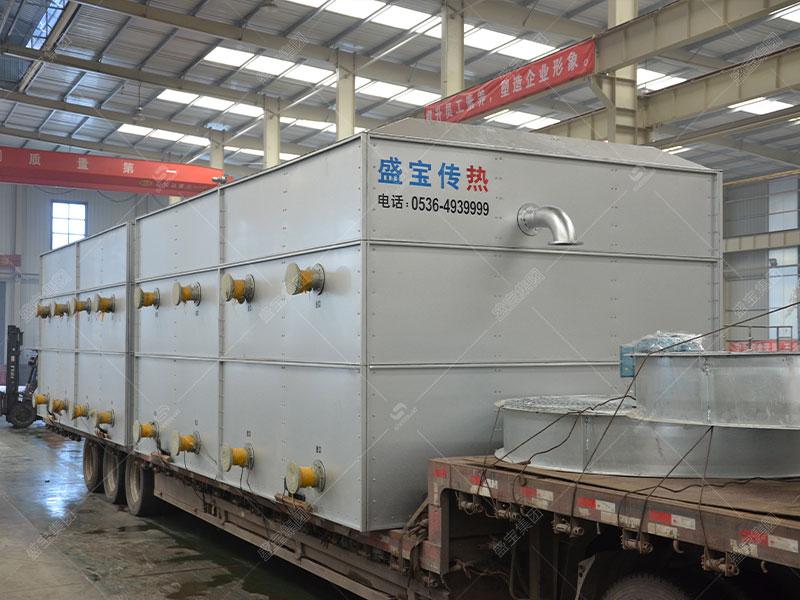 蒸发式冷凝器安装时应注意的问题