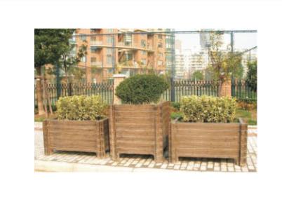 仿木花箱在保护绿色生态中起到什么重要作用