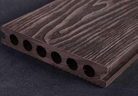 安装在阳台上的木塑地板效果如何