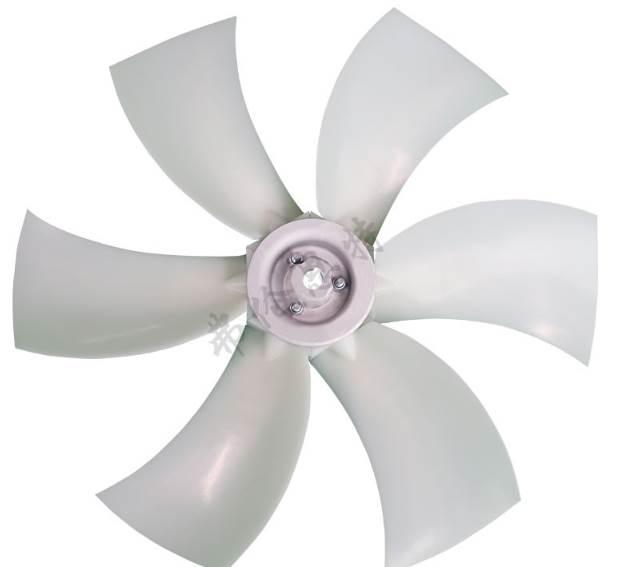 白银轴流风叶使用时要注意什么
