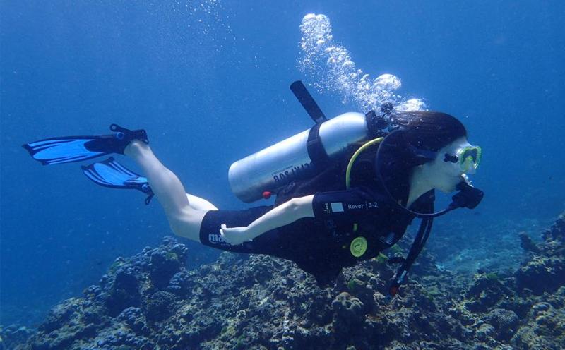 潜水的注意事项有哪些?JK潜水老告诉您