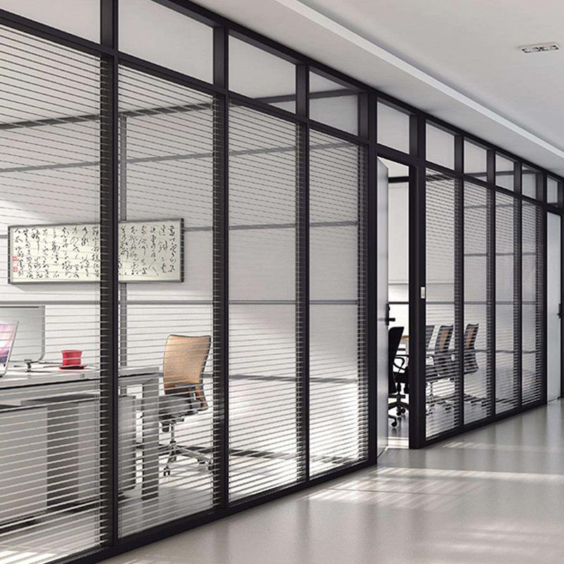 办公室隔断布局这样做,让你拥有隐秘的角落