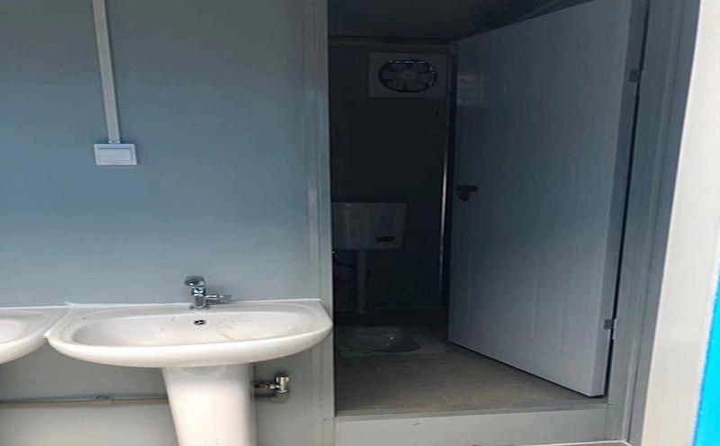 集装箱式厕所