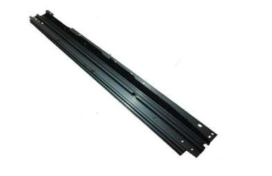 天窗导轨较高的定位精度及制造水平