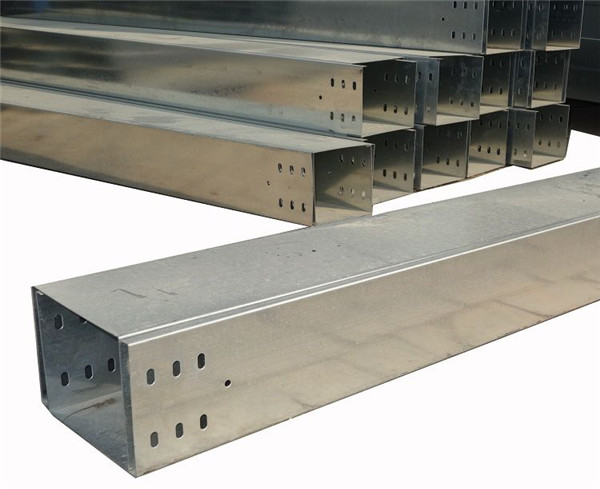 槽式电镀锌桥架