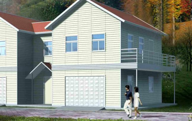 高温下如何做好轻钢别墅的安装
