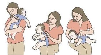 新生儿呛奶家庭紧急救护