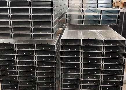 C型钢的多样化用途和优良切割效果