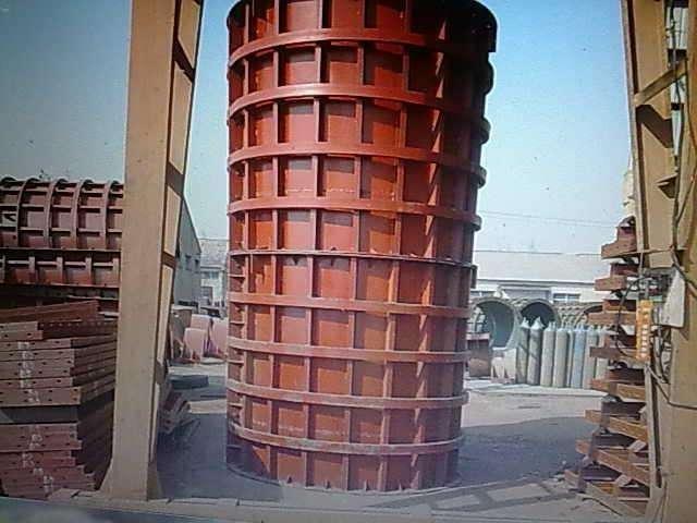 圆柱钢模板有哪些优点