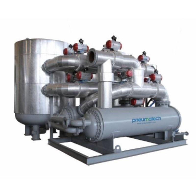 PHCL1600~20000壓縮熱零氣耗再生吸附式干燥機