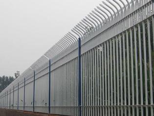 双向防攀爬护栏