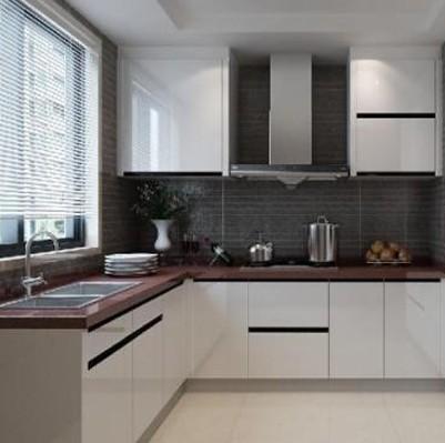 怎样设计开放式厨房才可以减少油烟?