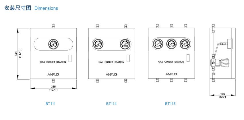 BT11系列特气控制终端的应用