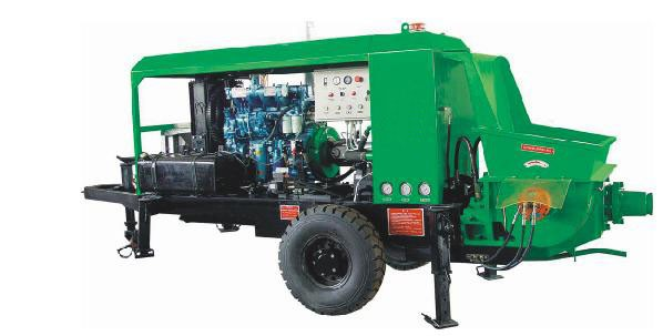 TYF16-HY液壓泵送式客土噴播
