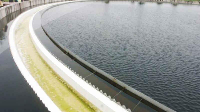 西安第五污水处理厂