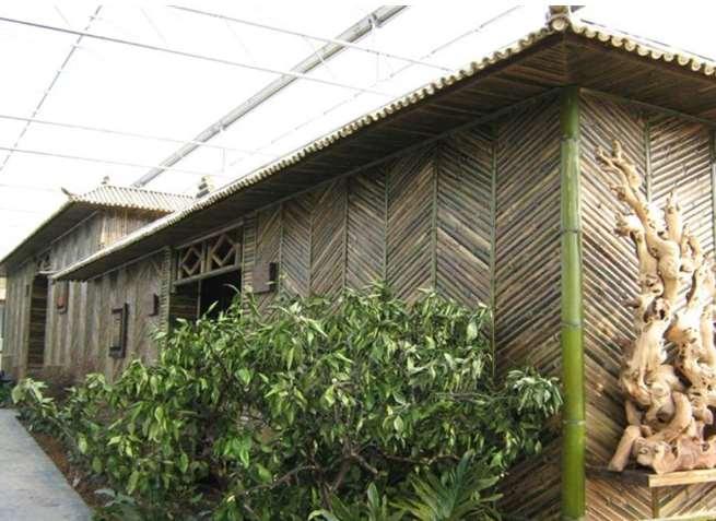 竹房子厂家介绍竹房子的使用期限