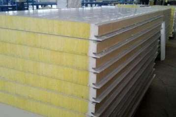 Precautions for storage of color steel sandwich panel