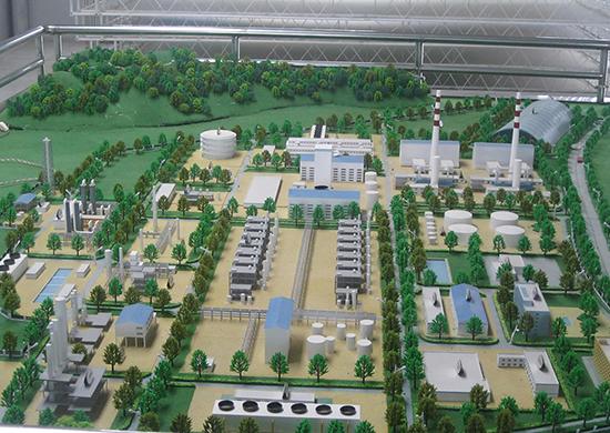 綦江別墅建筑模型出售