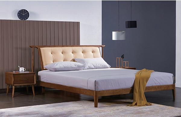 客房实木床