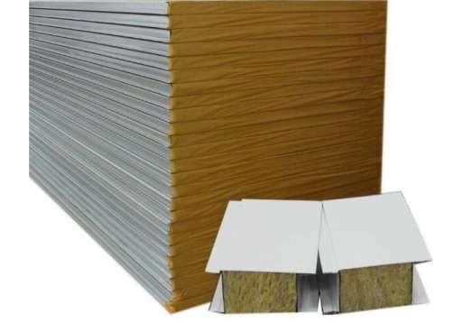 工程使用保溫岩棉夾芯板需要注意哪些問題