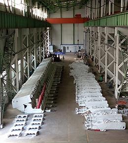 煤矿综采主要设备:液压支架
