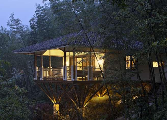 建造竹房子时应该要注意哪些事项