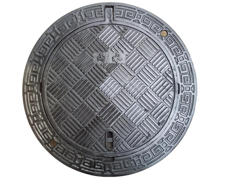 防沉式球墨铸铁井盖的基本原理和承载能力