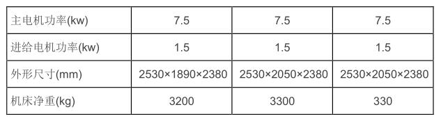 立式铣床XA5032