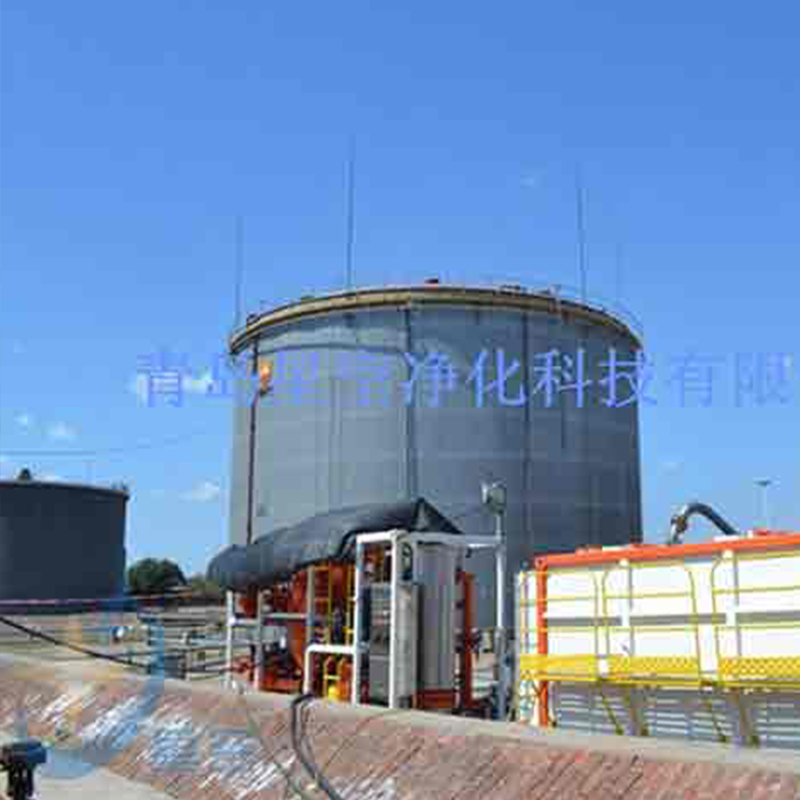 原油罐清洗清洗流程以及技术优势对比