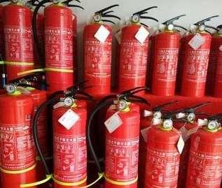 消防器材有哪些必要的配置