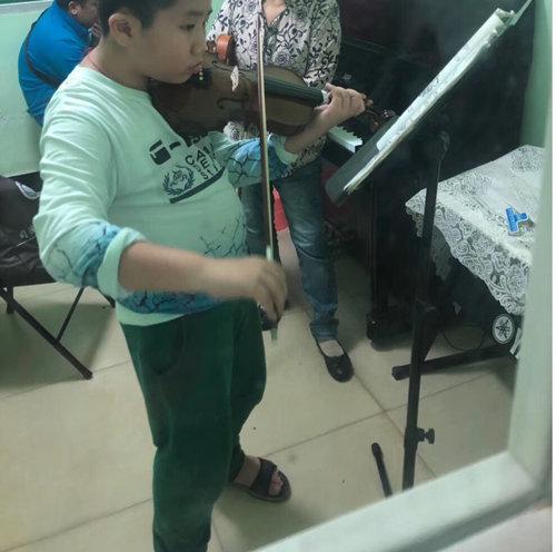 海口小提琴培训电话