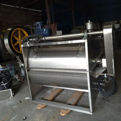厂家直销酒店大型洗衣房洗涤设备工业洗衣机50kg全自动大型洗衣机