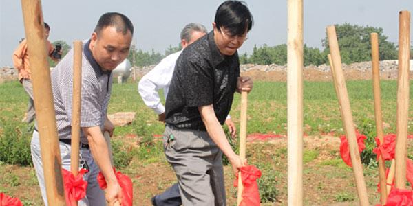 2010平顶山农业科技研究院