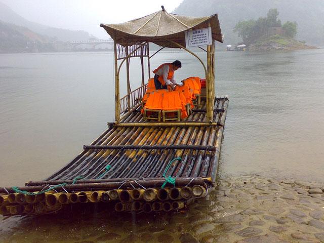 竹筏找哪家