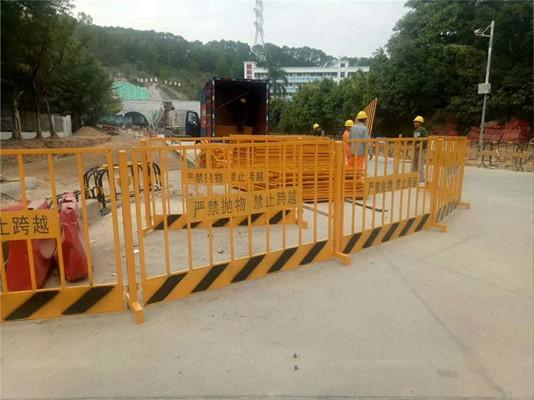基坑围栏的使用将会越来越重要