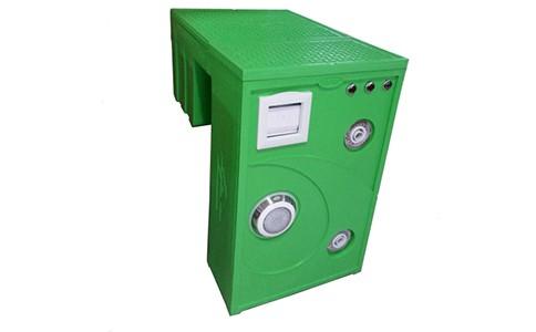 海浦乐嵌入式泳池设备E-30(绿色)