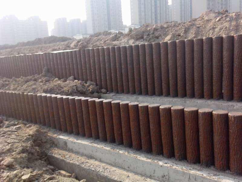 泰州仿木水泥桩
