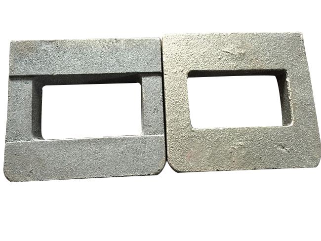 方形磁钢切边机