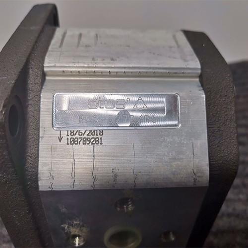 齿轮泵—ATOS型号:PFG-327D-RO