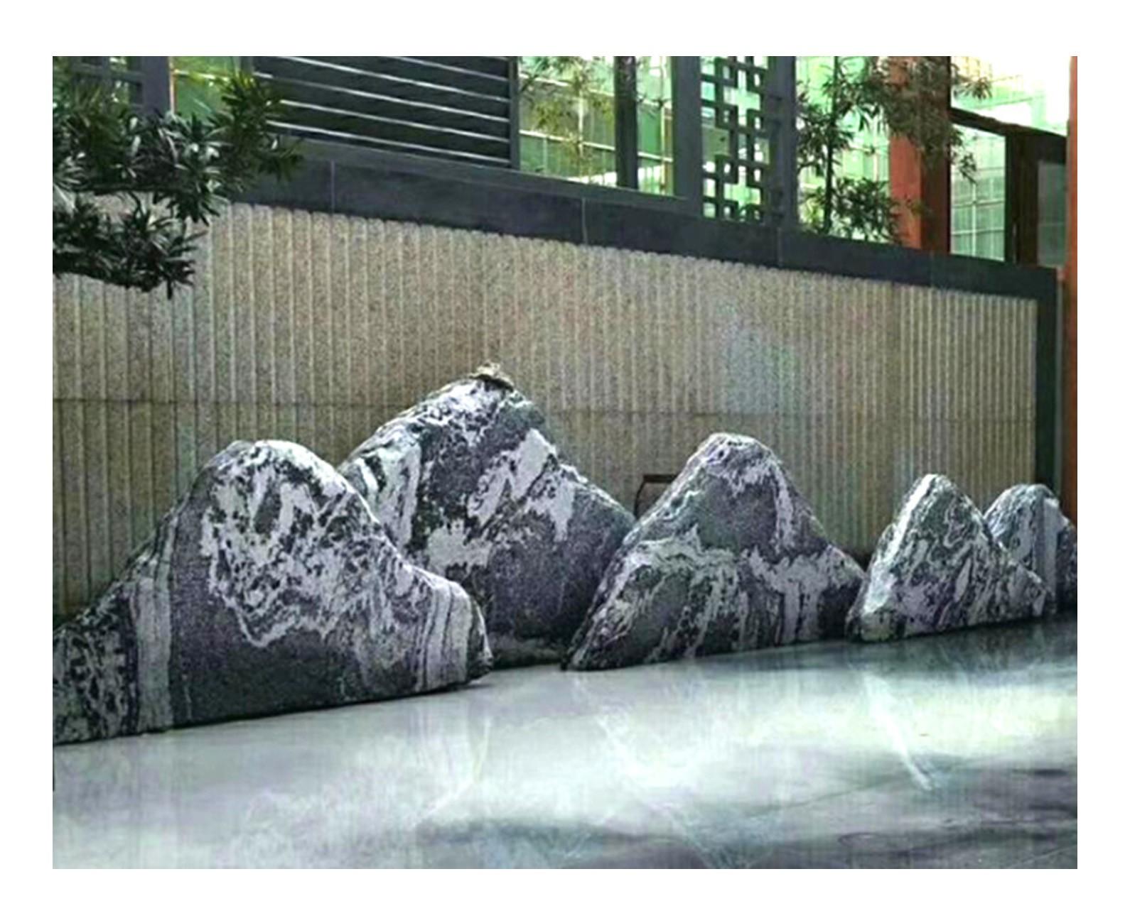 各种大型门牌石园林景观石