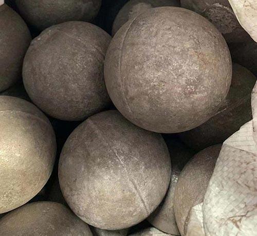 铸造低铬球