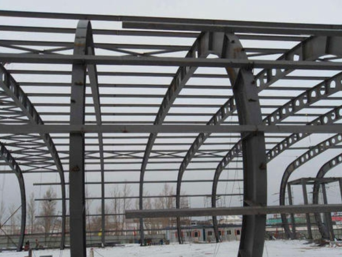 异型钢结构