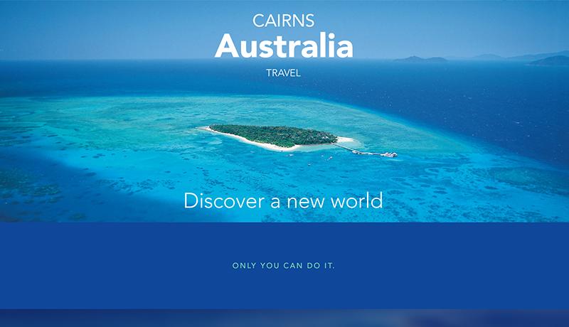 旅游类型网站建设