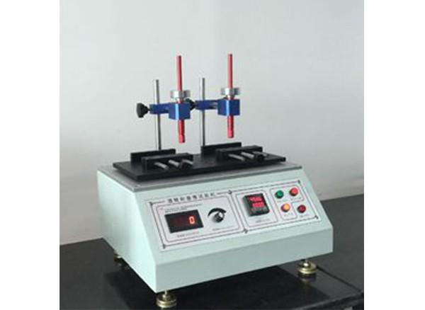 橡皮耐磨测试设备