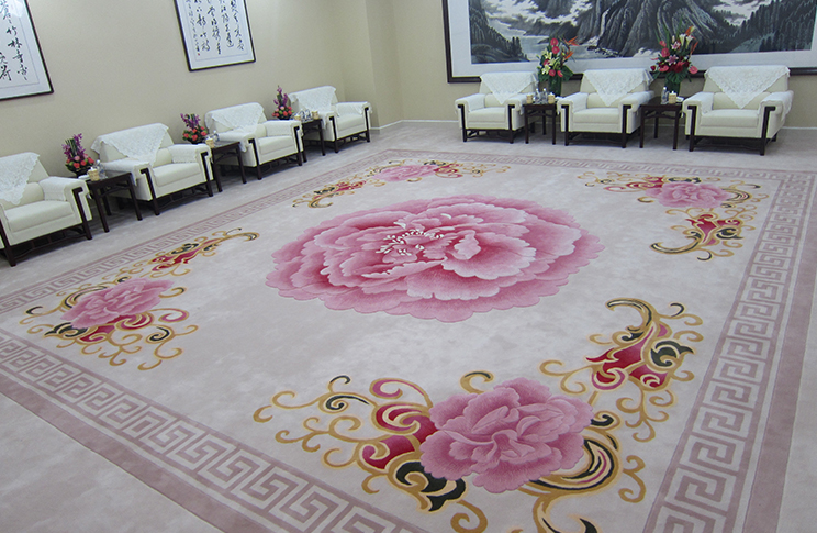 招待室地毯