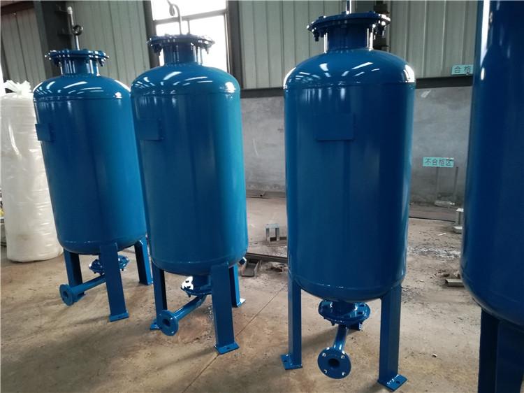 隔膜式气压罐容器的破裂形式