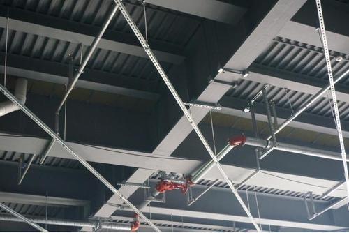 共相母线的安装施工