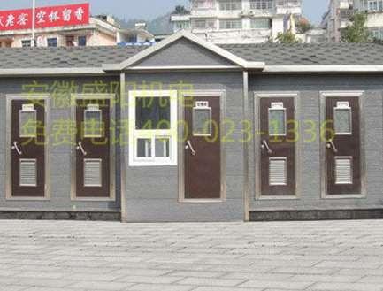 移动厕所的建造制作设计也需要创新